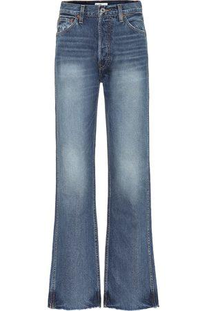 RE/DONE Jeans Loose a vita alta
