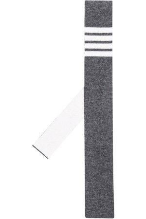 Thom Browne Cravatta a righe - Di colore