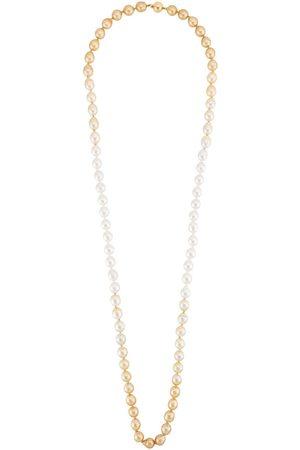 Baggins Donna Collane - Collana di perle in oro 18kt