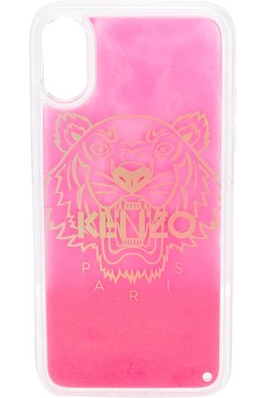 Kenzo Cover per iPhone X/XS Tiger