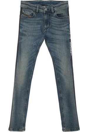 Diesel Jeans In Di Cotone Stretch