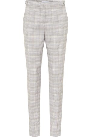 GABRIELA HEARST Pantaloni Lisa in lana stretch