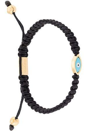 Nialaya Jewelry Uomo Bracciali - Bracciale con occhio del diavolo