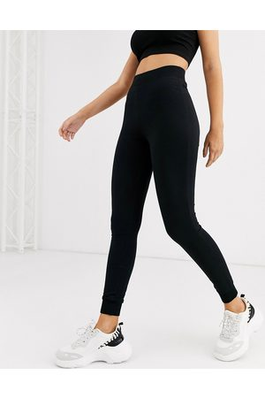 ASOS Joggers basic stretch super skinny in cotone organico