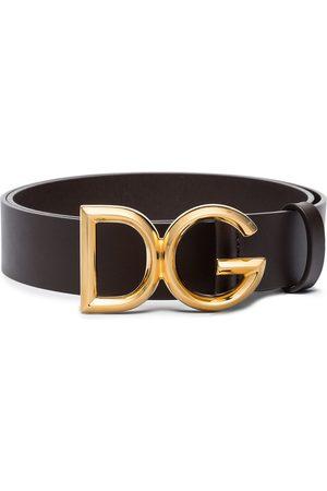 Dolce & Gabbana Uomo Cinture - Cintura con fibbia