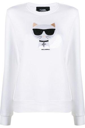 Karl Lagerfeld Felpa Ikonik Choupette