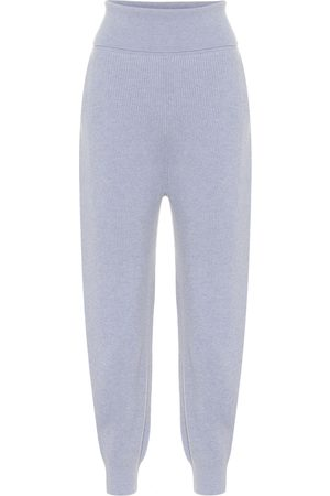 Stella McCartney Pantaloni sportivi in cashmere