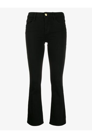 Frame Jeans slim crop