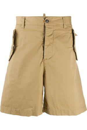 Dsquared2 Shorts con tasche - Toni neutri