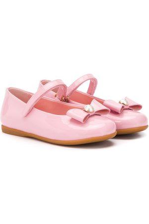 Dolce & Gabbana Bambina Ballerine - Ballerine con fiocco - Di colore