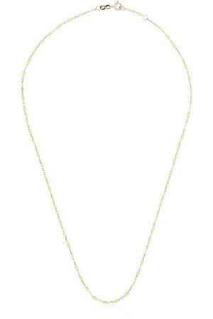 GIGI CLOZEAU Collana in oro rosa 18kt con perline - 18 YELLOW