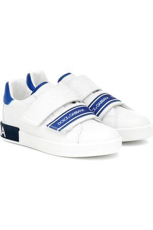 Dolce & Gabbana Sneakers in pelle