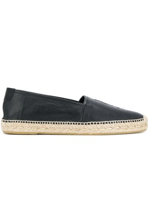 Saint Laurent Espadrillas con monogramma - Di colore