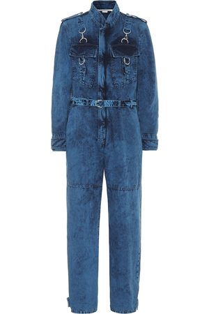 Stella McCartney Jumpsuit di jeans