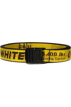 OFF-WHITE Cinture - Cintura Industrial con logo