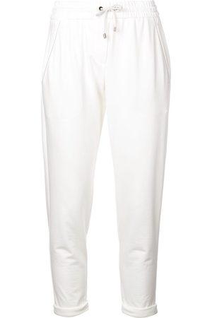 Brunello Cucinelli Pantaloni taglio straight