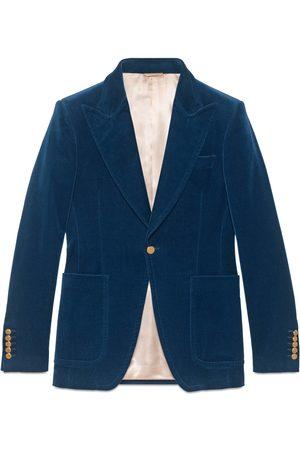 Gucci Uomo Blazer - Giacca elegante in velluto