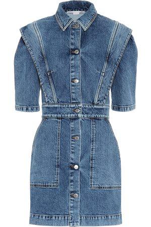 Stella McCartney Miniabito di jeans
