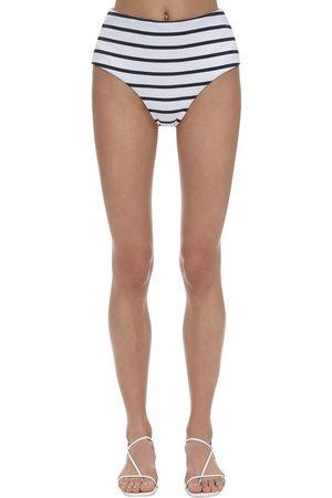 """Eberjey Slip Bikini """"retro"""" In Nylon Stretch"""