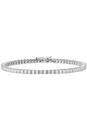 777 Uomo Bracciali - Bracciale in oro 18kt e diamanti - 114 - White: