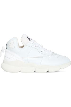 F_WD Sneakers In Ecopelle 20mm