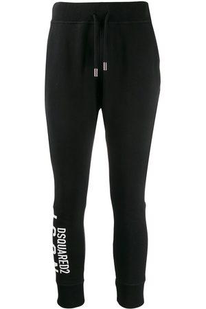 Dsquared2 Pantaloni sportivi ICON con logo