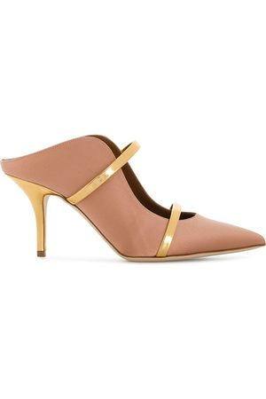 MALONE SOULIERS Mules 'Maureen' - Color carne