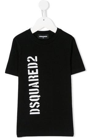 Dsquared2 T-shirt con stampa - Di colore