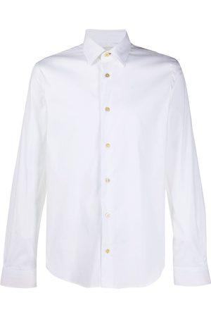 Paul Smith Camicia aderente - Di colore