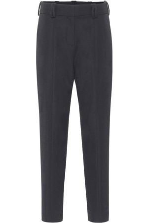 Balmain Pantaloni in lana
