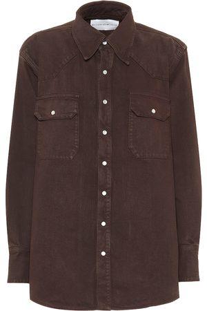 MATTHEW ADAMS DOLAN Camicia di jeans