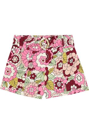 DODO BAR OR Shorts a stampa floreale