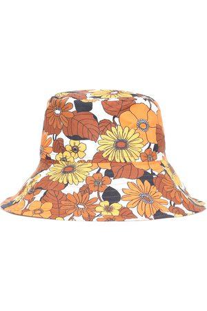 DODO BAR OR Cappello a stampa floreale in cotone