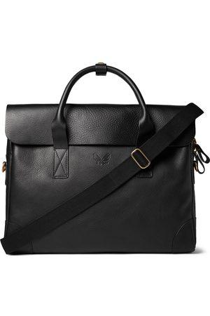 Bennett Winch Full-Grain Leather Briefcase