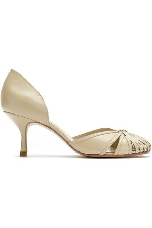 Sarah Chofakian Leather pumps - Toni neutri
