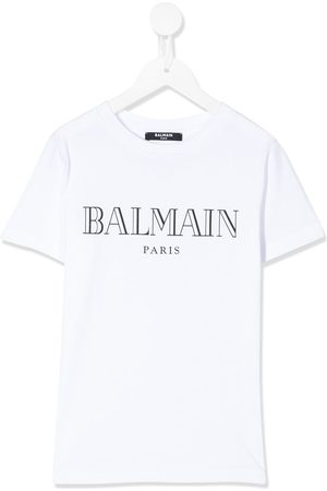 Balmain T-shirt con stampa