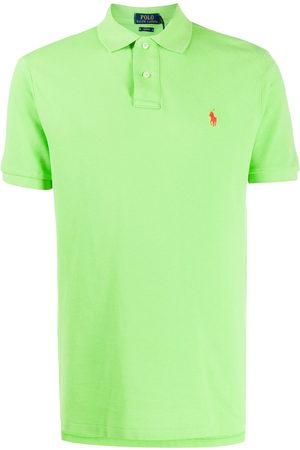 Polo Ralph Lauren Embroidered logo polo shirt - Di colore