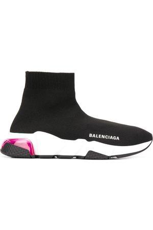 Balenciaga Speed LT clear sole sneakers - Di colore