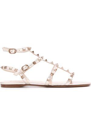VALENTINO Garavani Rockstud sandals - Di colore