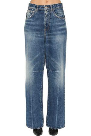 UNRAVEL Jeans In Denim Di Cotone