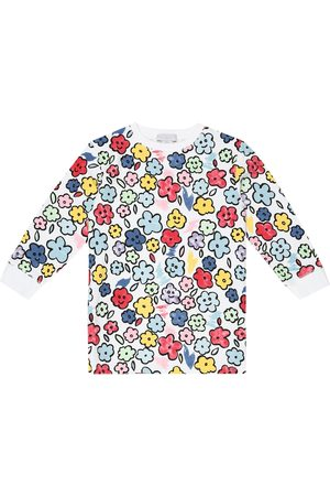 Stella McCartney Pullover a stampa floreale in cotone