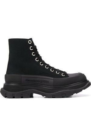 Alexander McQueen Sneakers alte Tread Slick - Di colore