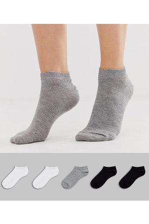 Nike confezione da 3 calze con bordo multi colorato bianco asos rosa elasticizzati
