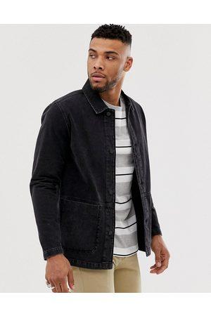 ASOS Giacca di jeans casual slavato