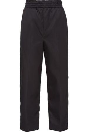 Prada Pantaloni sportivi crop