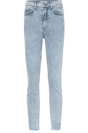 GRLFRND Jeans skinny Karolina a vita alta