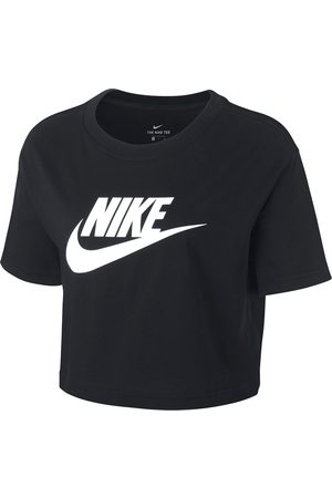Nike T-SHIRT CROP ESSENTIAL DONNA