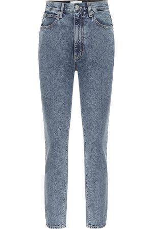 SLVRLAKE Jeans Beatnik a slim vita alta