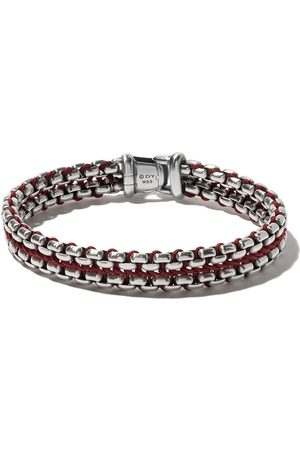 David Yurman Bracciale 'Woven Box Chain' - SSRD