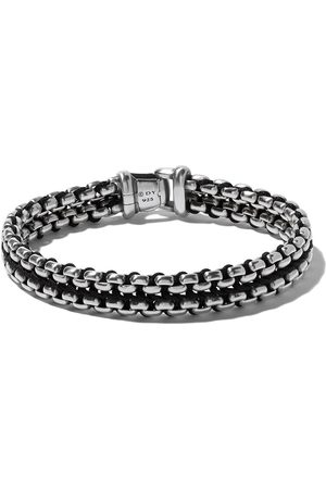 David Yurman Bracciale 'Woven Box Chain' - SSBK